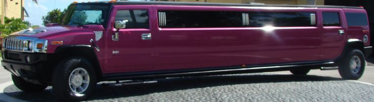 Purple Hummer Limo Cool limo, isn't it? Take a look at way more spectacular cars at www.classiquelimo.com