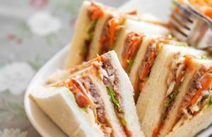 Veja 10 receitas de sanduíches naturais saudáveis