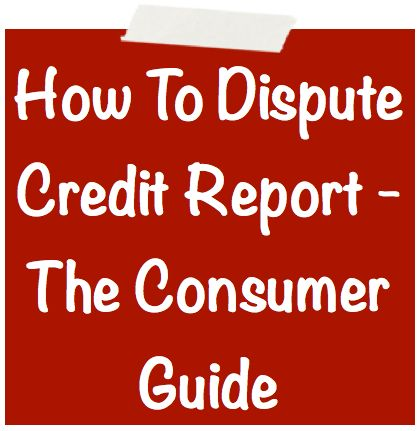 Best 25 dispute credit report ideas on pinterest credit report how to dispute credit report the consumer guide discover the everyday consumer ccuart Choice Image