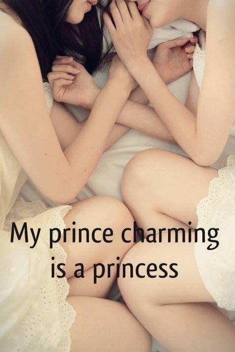 My prince=princess #LGTB