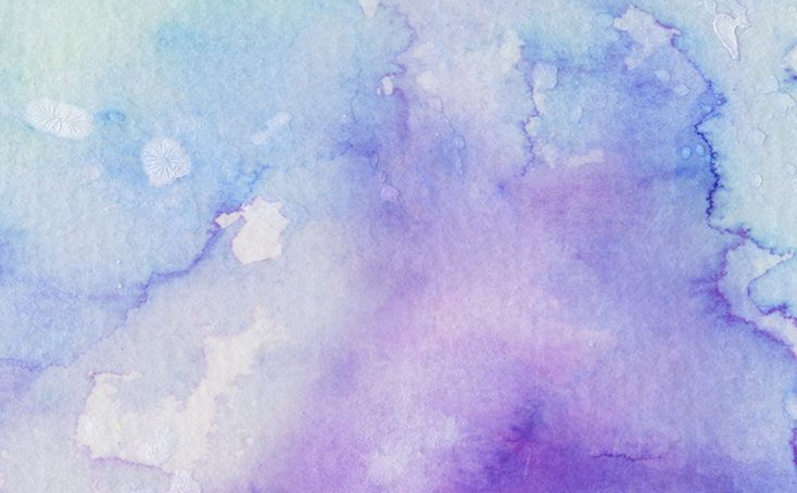 Here's A Cute Watercolor iPhone Wallpaper For You