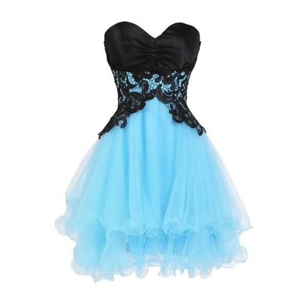 Sweetheart Bridesmaid Short Prom Homecoming Party Dresses For Juniors ($48) ❤ liked on Polyvore featuring home, children's room and children's bedding