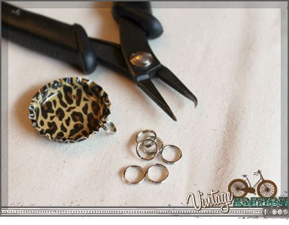 We love this split ring tool that makes using split rings a breeze!