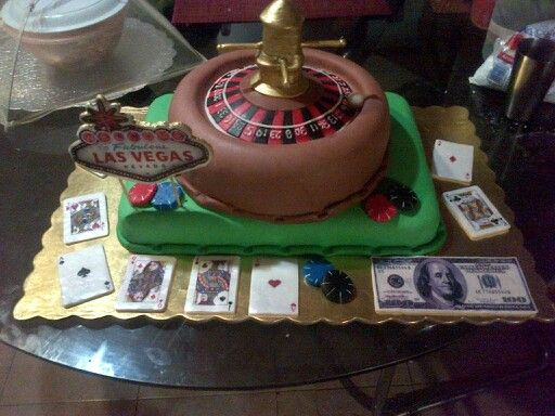 Torta ruleta casino