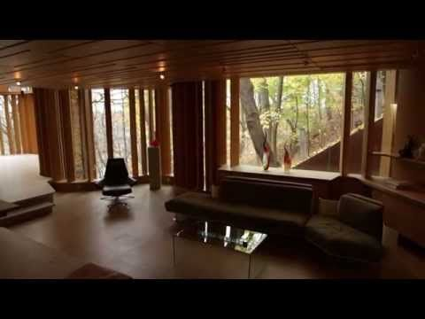 Inside Shim-Sutcliffe's Integral House - YouTube