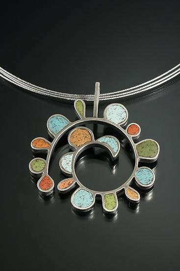 by lou ann townsend and mary filapek: Filapek Polymer, Polymer Necklaces, Jewelry Inspiration, Artists Profile, Artists Mad Jewelry, Anne Artists, Filapek Sterling Silver, Jewelry Ideas, Polymer Clay
