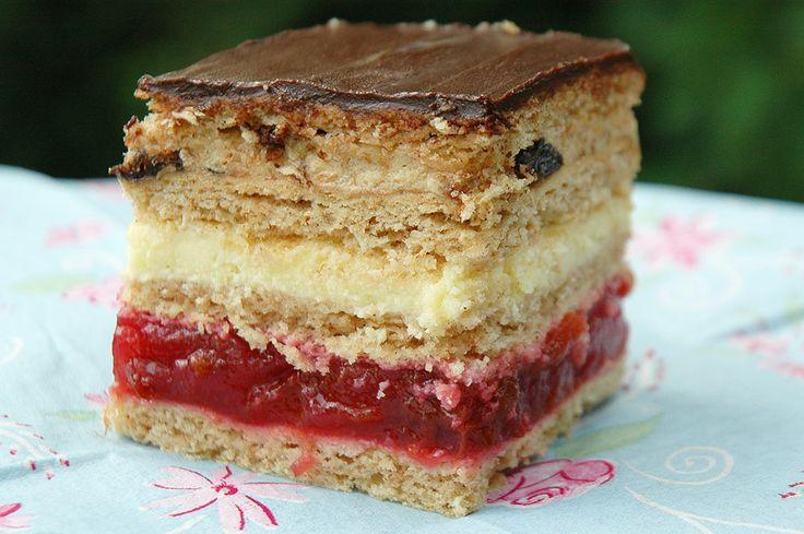 Szilvás krémes sütemény recept képpel, pontos hozzávalókkal és elkészítési leírással. Kipróbált Gyümölcsös süti, Krémes sütik, Összes recept, biztos siker.
