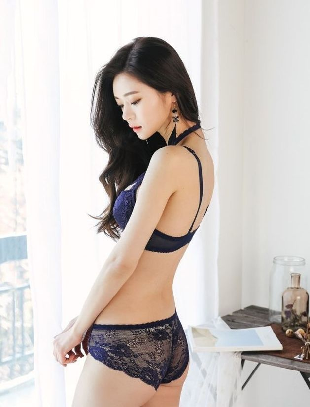 Asian cute sexy lingerie