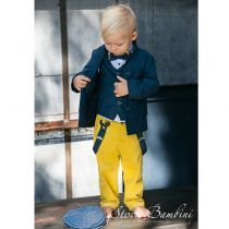 Βαπτιστικό Κουστούμι B1 για αγόρι της Stova Bambini
