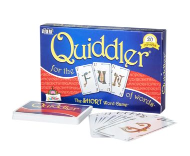Quiddler Card Game product photo