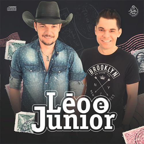 CD Léo e Júnior - A Nossa História (2016) - https://bemsertanejo.com/cd-leo-e-junior-nossa-historia-2016/