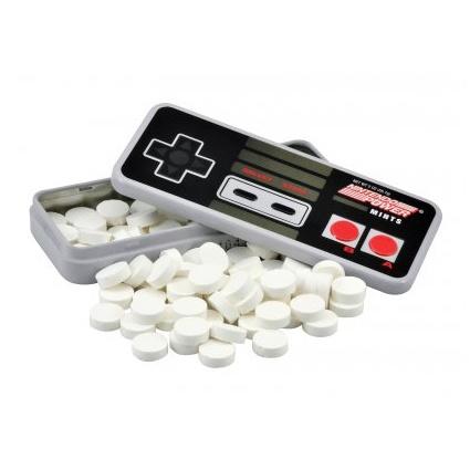 Nintendo Power Mints