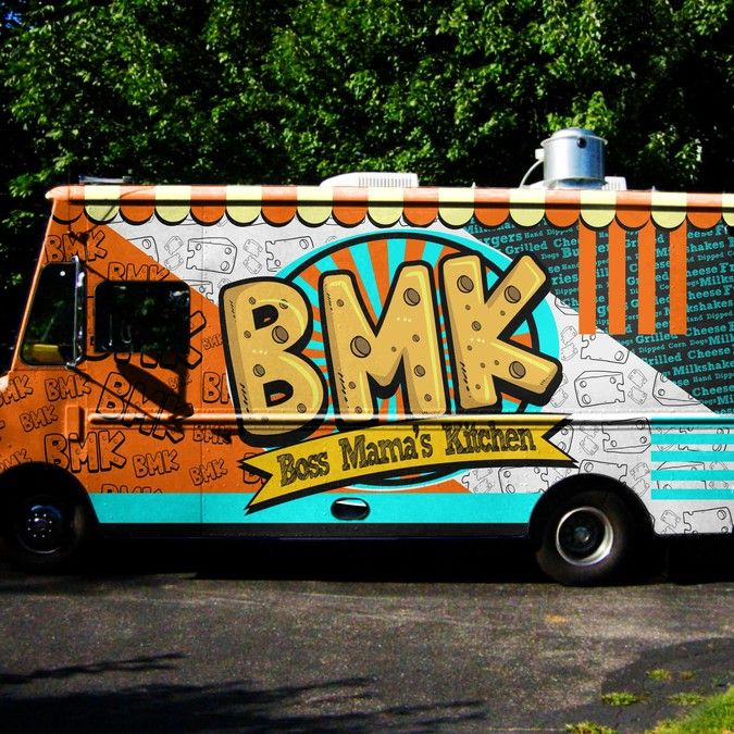 Corporate Leader Turned Food Truck Ownerlets Make This Baby Look Good