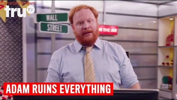 "Adam Ruins Everything - Why the ""Unemployment Rate"" is Flawed 