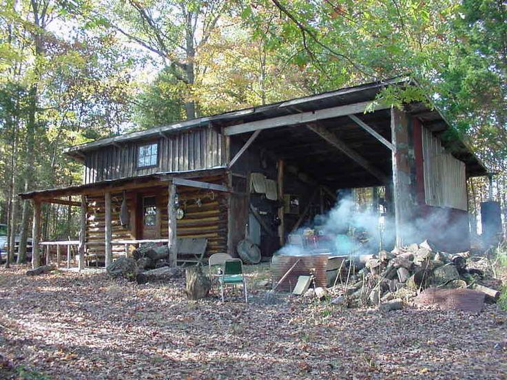 39 best images about hunting cabins on pinterest hunting for Best hunting cabins