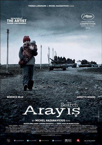 The Search Michel Hazanavicius yönetmenliğini yaptığı 2014 yapımı dram ve savaş türünde bir filmdir. Filmin konusuna gelirsek 1999 yılında yaşanan Çeçen Savaşında dört hayat hikayesi yer alıyor. Küçük Hadji savaş sırasında çeçen köyünde yaşayan bir çocuktur. Küçük çocuğun gözlerinin önünde annesi ve babası öldürülüyor ablasını da kaybettikten sonra Hadji köydeki diğer insanlar ile beraber yollara düşüyor. Köydeki insanlar kaçarken çocuk kendini şehir merkezinde bulur. Avrupa Birliği Heyet…