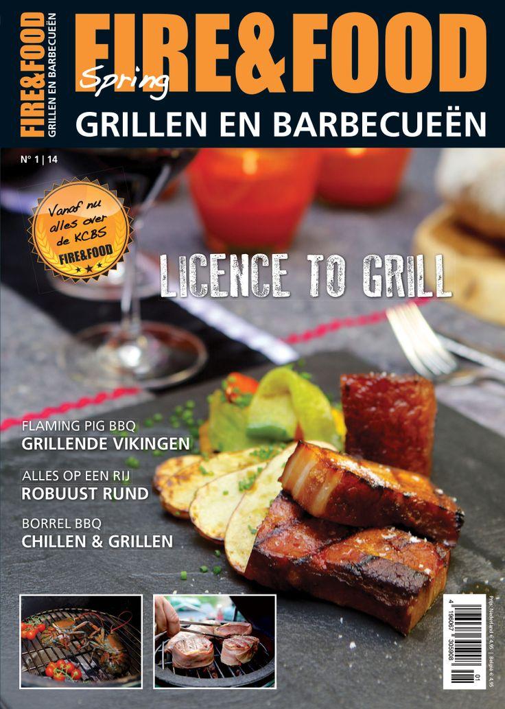 Aprileditie  Spring Licence To Grill Met O A Grillende Vikingen Robuust Rund Grillen Chillen Met T Schulten Hues Www Fire Food Nl