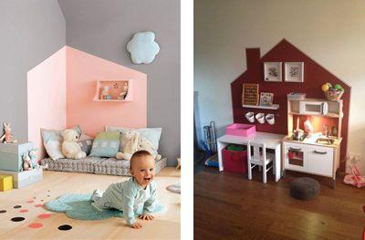 3 idee per decorare la cameretta dei bambini - Età prescolare - Bambinopoli
