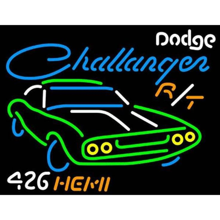 Find best Challanger Dodge Auto NEON Sign for sale, Affordable Challanger Dodge Auto NEON Sign, 2 years of quality warranty, 100% undamage guaranteed.