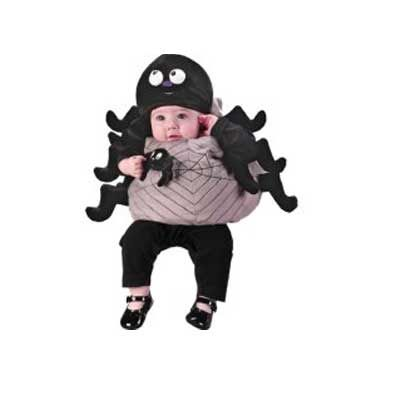 Baby Spider Halloween Costume