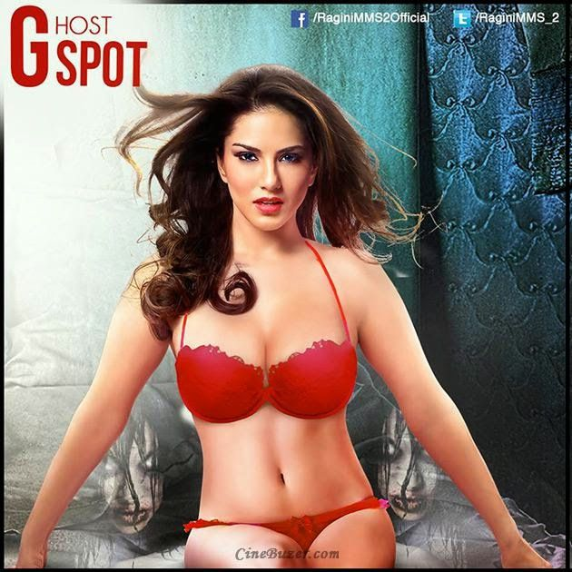 awesome Ragini MMS 2 Movie Review: A Shot of Horror and Sex