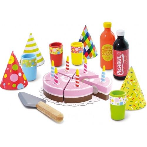 A minha festa de aniversário