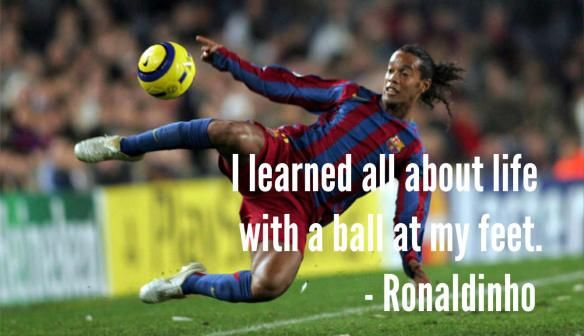 #football #quotes by Ronaldhino