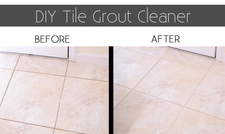 bathroom until i used this diy tile grout cleaner the kreativ