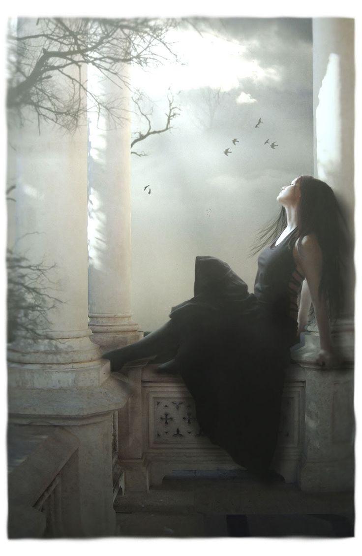 goth #gothic #art #fantasy #dark