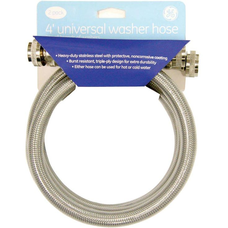 ge washing machine hoses