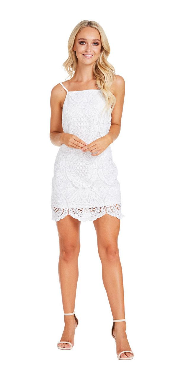 Fun Love Lace Dress - Miss G