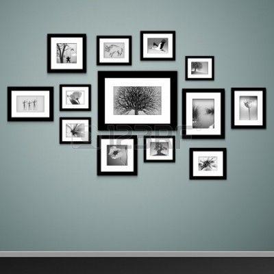 Mur de tableaux