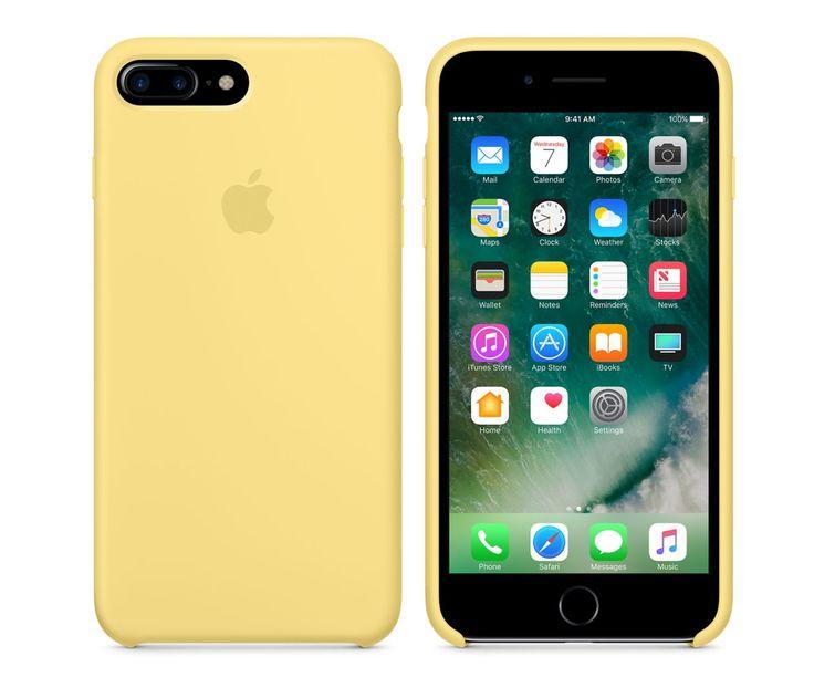 Apple iPhone 7 Plus / 8 Plus Silicone Case – Pollen