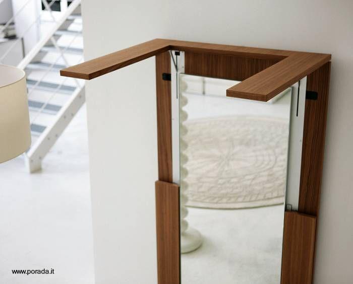 Mueble de madera de doble uso