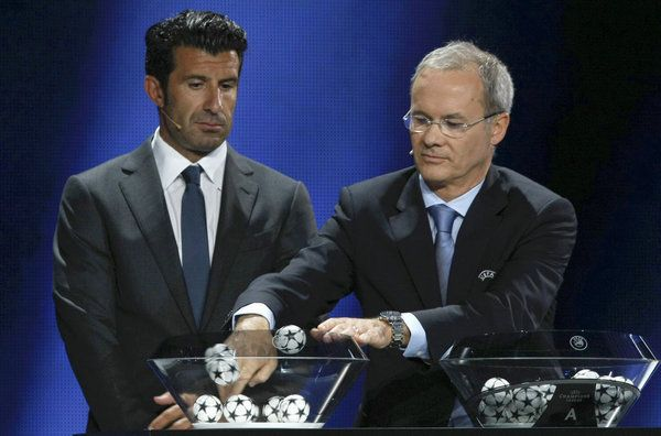 Horario sorteo Champions League