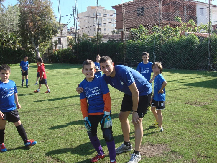 trainings at Hotel pitch
