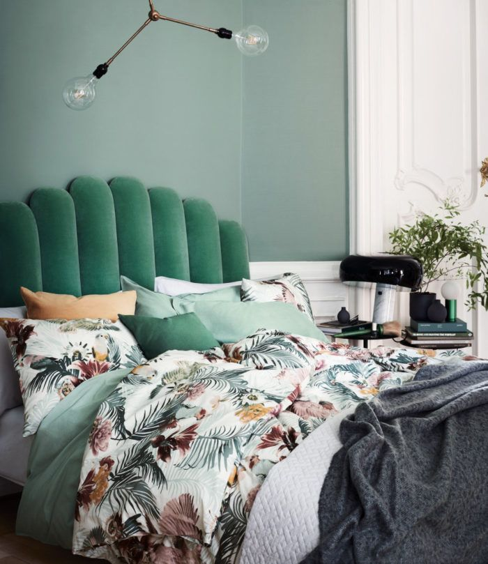 11 beautiful ways to decorate your home with velvet