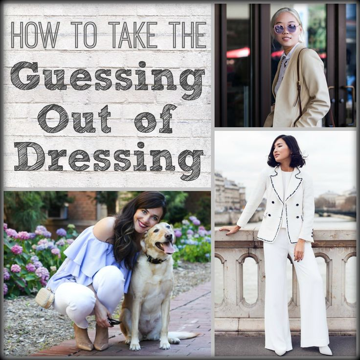 It's great when a dress code is written and explicitly provided since it saves guests from second-guessing. But sometimes, dress codes are implied. That's when things can get a little tricky. There are key questions that can lead you to the right attire for the occasion.