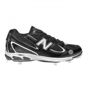 SALE - New Balance 1103 2E Baseball Cleats Mens Black - Was $89.99. BUY Now - ONLY $44.97