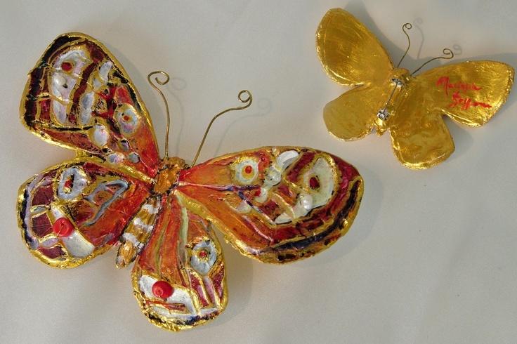Interessanti proposte creative di Mariapia Zepponi - paper jewel - gioiello di carta