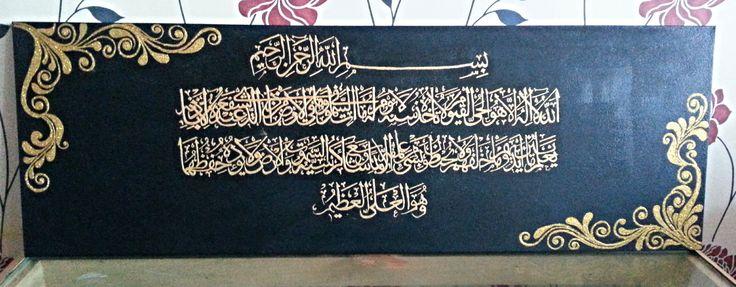 40x100cm canvas - Dhukan