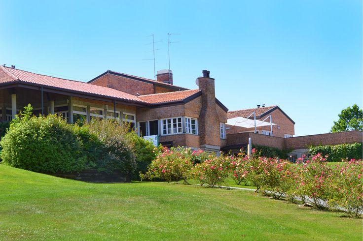 "Our ""english style"" Club House - Golf Club Udine - Fagana, Italy"