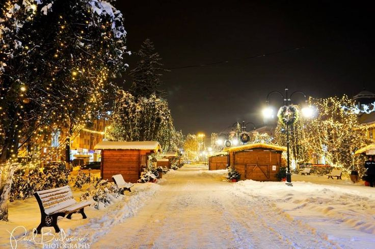 Targu Mures, Romania (by Paul Budusan)