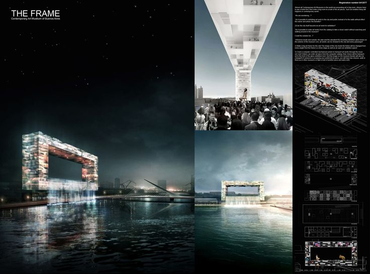 [AC-CA] International Architectural Competition - Concours d'Architecture…