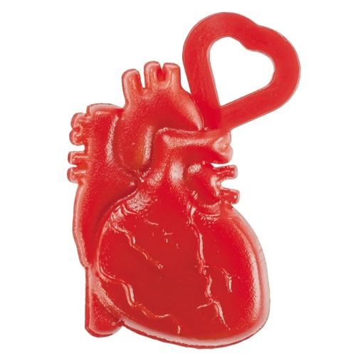 Could There Possibly Be a More PERFECT Token for February Heart Health Month?