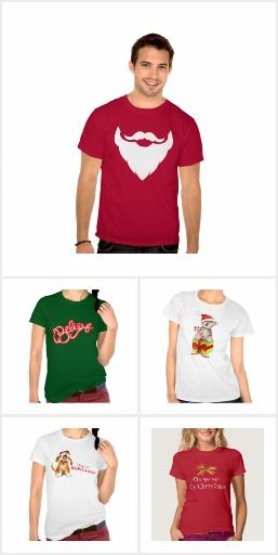 Christmas festive t-shirts designed by www.mylittleeden.com #christmas #christmastees
