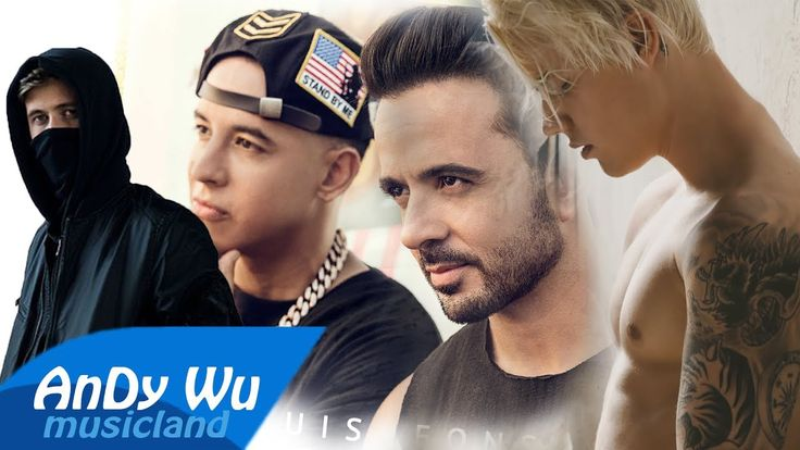 Luis Fonsi, Alan Walker - Despacito / Faded (feat. Justin Bieber, Daddy ...
