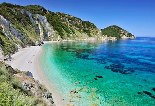 Spiaggia di Sansone - Isola d'Elba - Toscana
