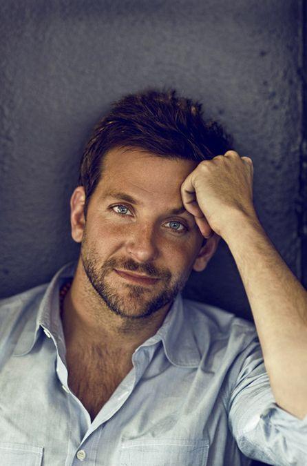 Bradley Cooper - white boy crush ;-)