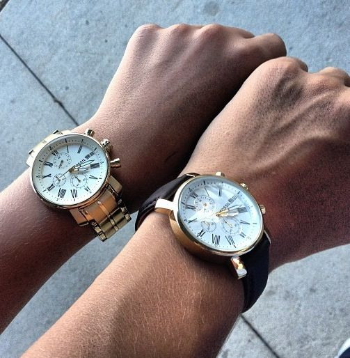 His & Hers Matching Watches | Matching Watches For Him and ...